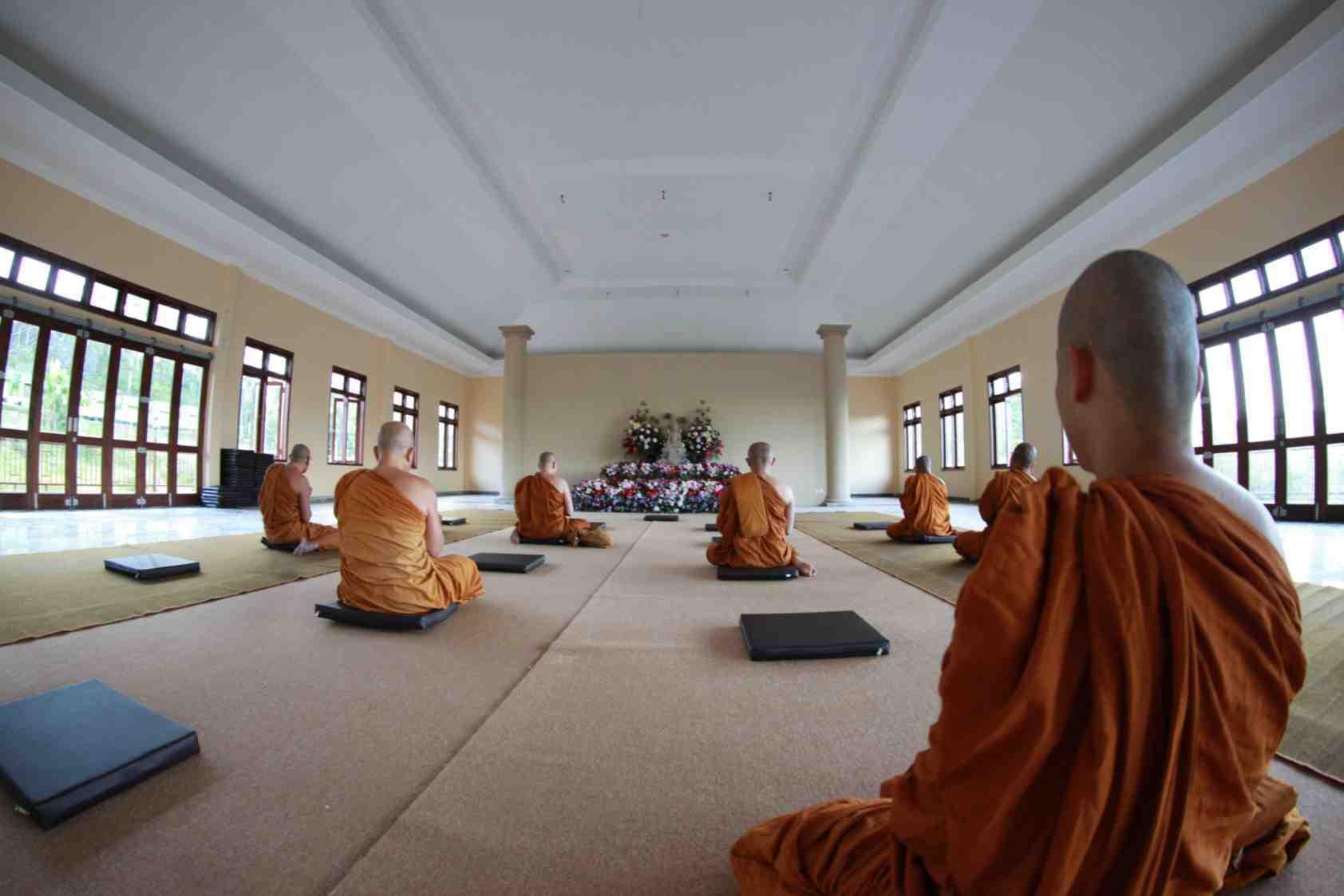 Sembuh Lewat Meditasi Samaggi Phala