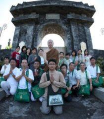 Kesan Peserta BUC Meditasi Bersama, 2010