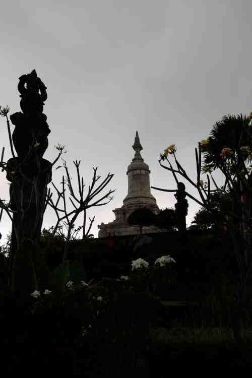 Stupa Bodhiratana Vihara Bodhigiri