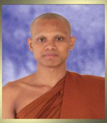Bhikkhu Indasilo