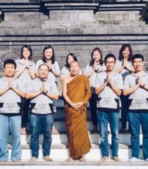 the Bodhigiri Experience w IBC Singapore, 2019