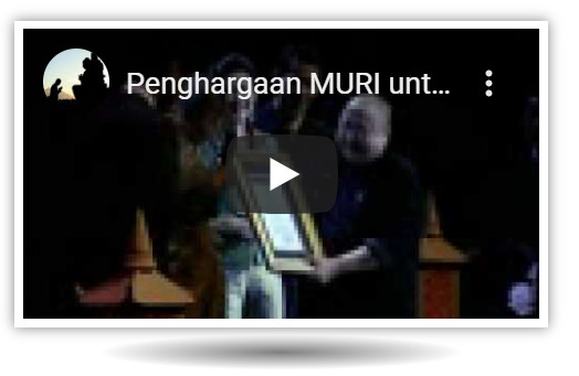Video Penghargaan MURI